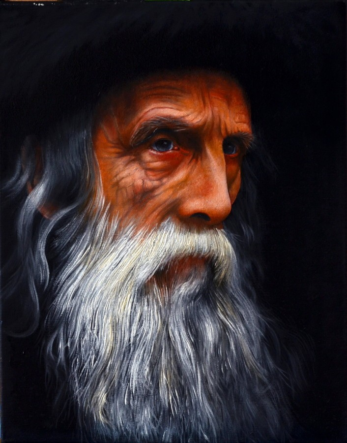 The Old Rabbi